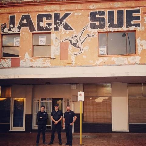 Jack Sue Building Midland