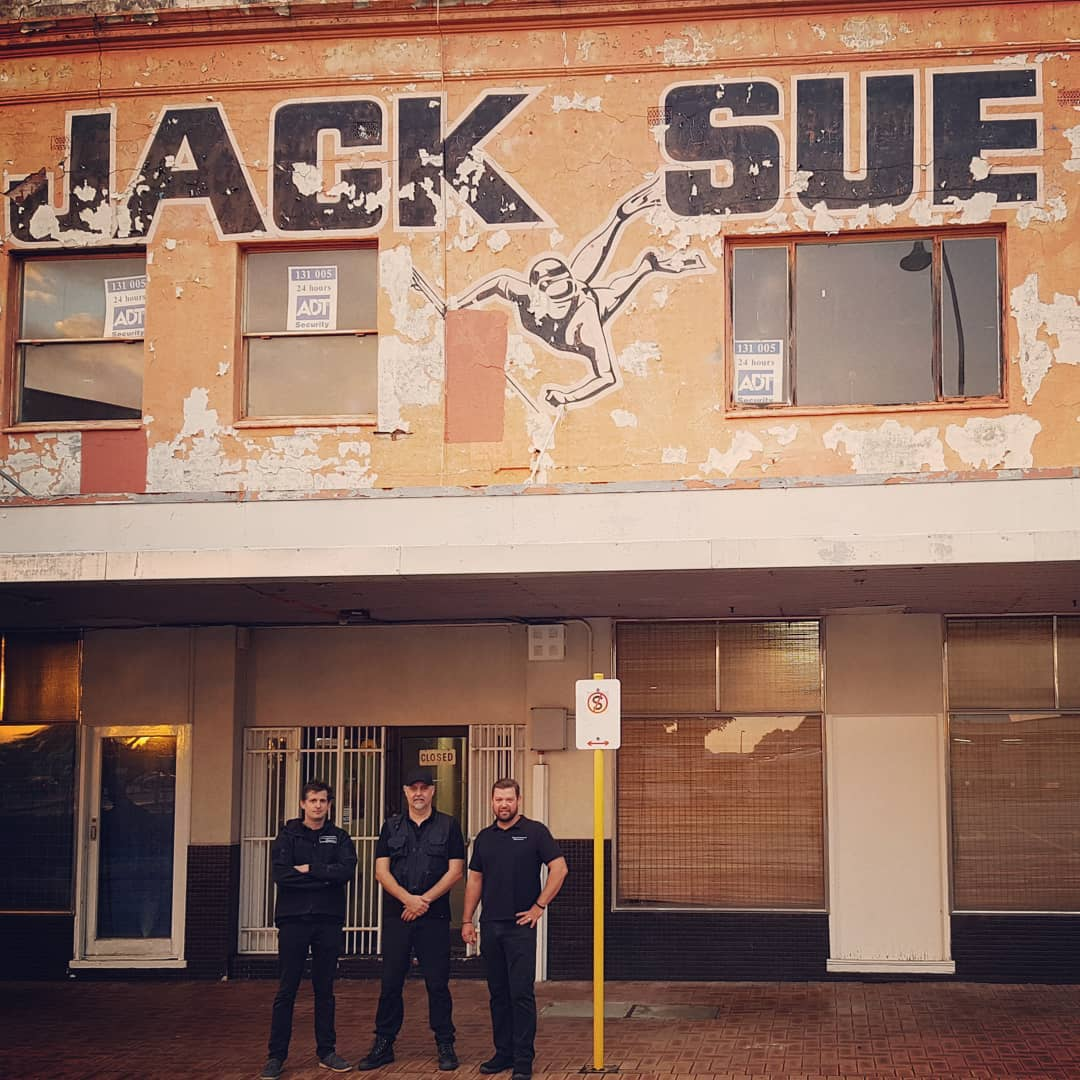 Jack Sue Building Midland